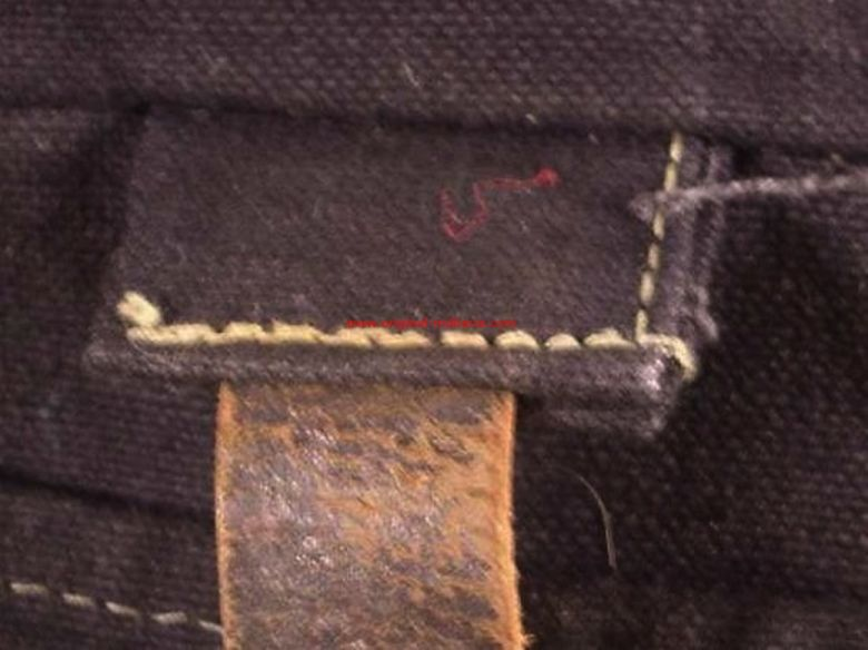 Allgemeine SS/ Bolsa del Pan M40